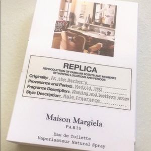 MAISON MARGIELA AT THE BARBER'S